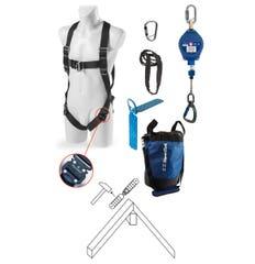 Safety-Kit für den Holzbau (801 bis 803)