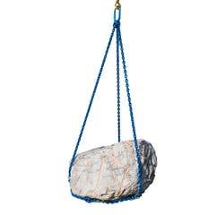 3-Strang-Steinkettengehänge